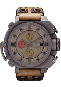 Diesel Bane Limited Edition Watch from Watchismo.com