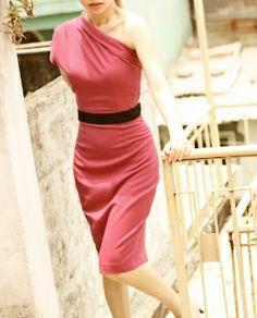 Ally Pencil Dress