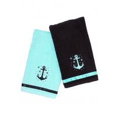 Anchor Bathroom Towel Set