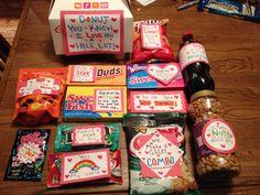 For the boyfriend on pinterest anniversary gifts for Easy gifts for your boyfriend