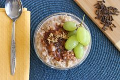 Scientifically Sweet: Perfect Chai-Spiced Oatmeal