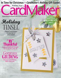 CardMaker Winter 2014. Order here: http://www.anniescatalog.com/detail.html?code=AM5255