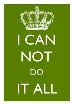 I can do it all