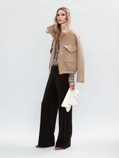 Nanushka Store - AMAN - Wool winter jacket