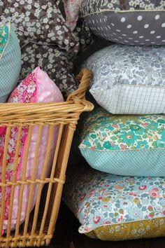 Liberty pillows