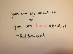 Being grateful at all times! ...Kid president