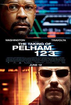 The Taking of Pelham 123  (Love Tony Scott, and Denzel Washington!)
