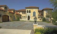 Tuscan style home - Dallas area