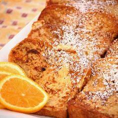 orange blossom french toast