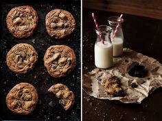 Chocolate Chunk Ginger Cookies by pastryaffair