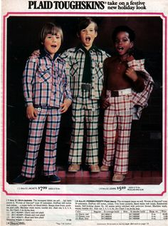 One day...this look will come back. 1975 Sears Catalog. Frm bd: Souvenir