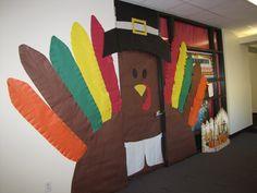 Thanksgiving Door