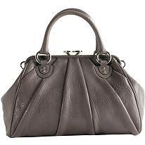 Marc Jacobs Pleated 'Stam' Satchel Handbag