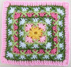 KISS-FIST square: free pattern