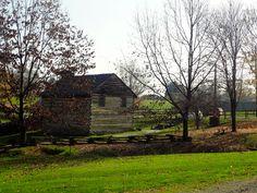 Hanna's Tavern, #HistoricHannasTown #Greensburg #PA http://www.westmorelandhistory.org/hannastown/index.cfm