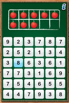 Math Tappers- Basic Addition and Subtraction (free)
