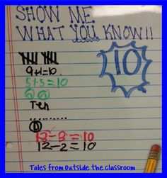 Higher order thinking with number sense