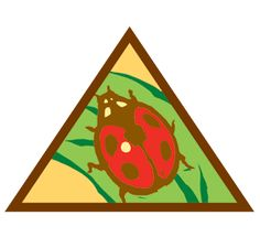 Girl Scout Brownie Bug Badge. Bugs help us in lots of cool ways. Explore the world of bugs and learn more about these little creatures that do so much.
