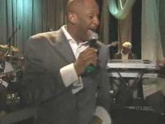 Donnie McClurkin - Great is your mercy - Live