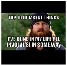 Duck Dynasty Quote