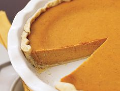 Get the recipe for Pumpkin Cheesecake Pie