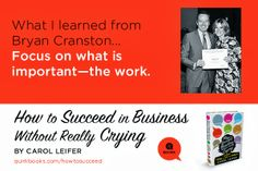 One day left to enter to win a signed copy of Carol Leifer's new book, How to Succeed in Business Without Really Crying, on sale tomorrow (4/8) from Quirk Books. http://www.entomologyofabookworm.com/2014/04/giveaway-how-to-succeed-in-business.html