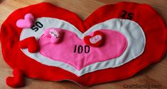 A Valentines's Day Bean Bag Tutorial