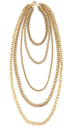 The Daily Find: Fallon Jewelry Necklace