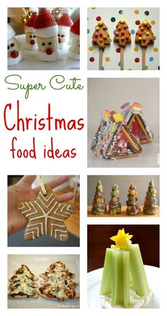 Super cute Christmas recipes for kids