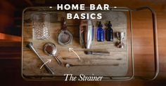 Home Bar Basics - St