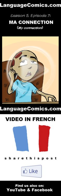 Practice your pronunciation and learn #French with this episode and many more. Enjoy and share!  http://www.youtube.com/watch?v=JdjmI-ntB3s  ---------------------------------------------  Also find us on http://www.Facebook.com/LanguageComics - - -  http://www.YouTube.com/LanguageComicsTeam - - - http://www.Instagram.com/LanguageComics_
