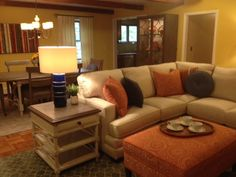 A great new space from HGTV HOME and the Today Show. basement