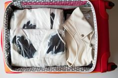 20 Genius Space-Saving Hacks for Packing Your Suitcase