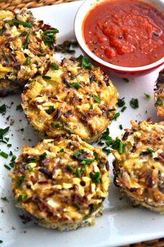 crispy quinoa bites