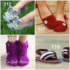 combo deal, pattern babi, crochet patterns for girls, mert stuff, crochet shoe