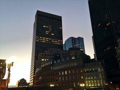 @JMichaelsNews- Good morning! Here's a #TODAYSunrise in #Boston!