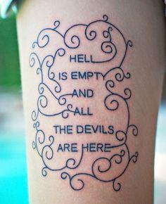 30 Sensational Short Tattoo Quotes   CreativeFan
