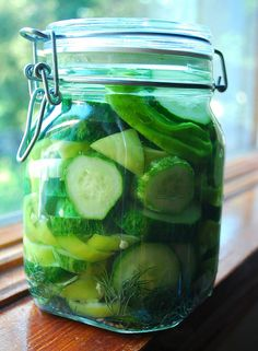 pickles recipe