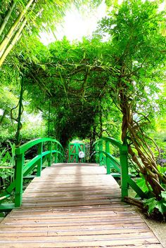 Giverny, France, Monets Garden