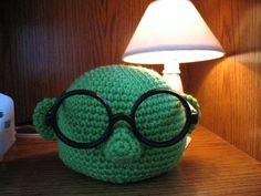 Dr. Bunsen Honeydew Glasses Rest by djonesgirlz, via Flickr