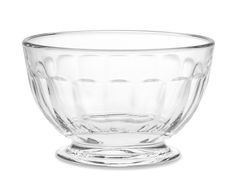 Perigord Cereal Bowls - Bought one from the Williams-Sonoma store for $12. It's THE perfect ice cream sundae bowl
