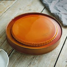 What's the difference between a Crème Caramel and a Flan? Doesn't matter, they're both amazing!
