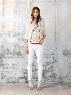 Gorgeous IRO all white.
