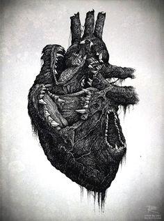 werewolf heart?