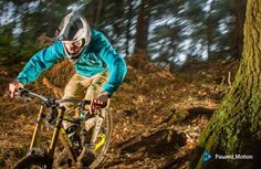 Micheal Finlayson at Chicksands in Liverpool, United Kingdom - photo by cagphoto - Pinkbike