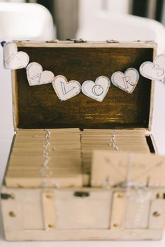 cute wedding favor display, photo by Elizabeth Fogarty http://ruffledblog.com/patapsco-female-institute-wedding #weddingfavors