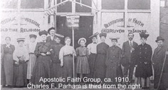 pentecostal movement los angeles