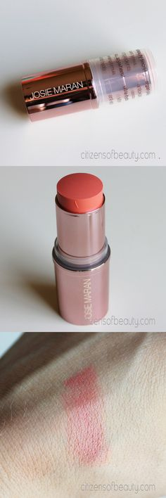 Josie Maran Cosmetics and Beauty Products Review #review #Josiemaran