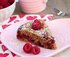 Raspberry Vanilla Coffee Cake | Skinny Mom | Where Moms Get The Skinny On Healthy Living