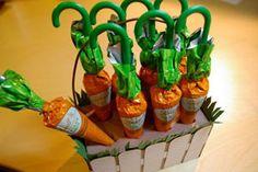 Carrot Easter Basket Tutorial - Splitcoaststampers